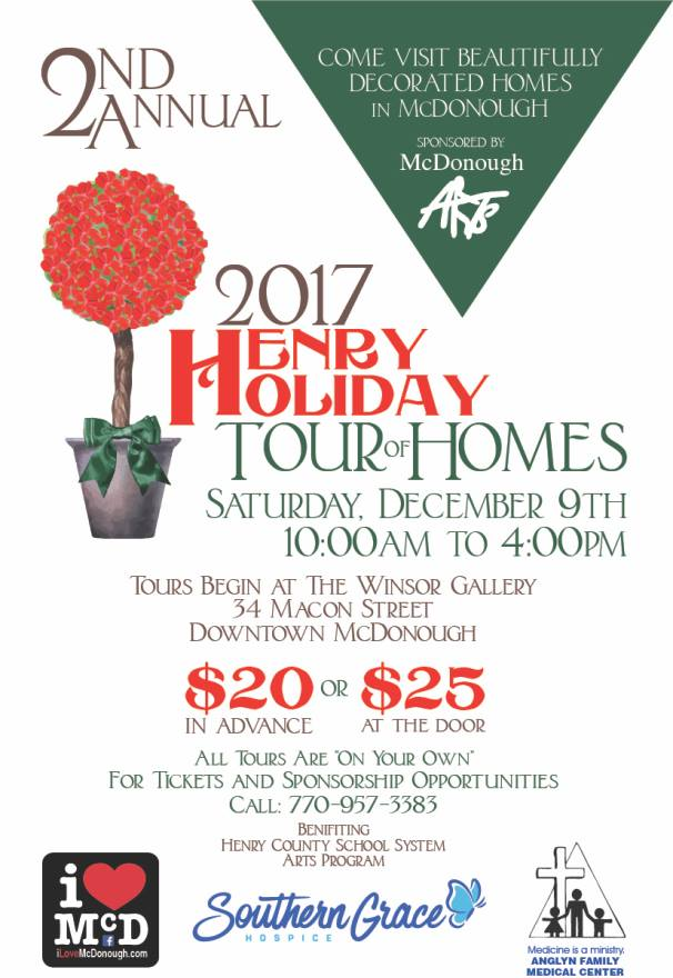 Tour of Homes 2017
