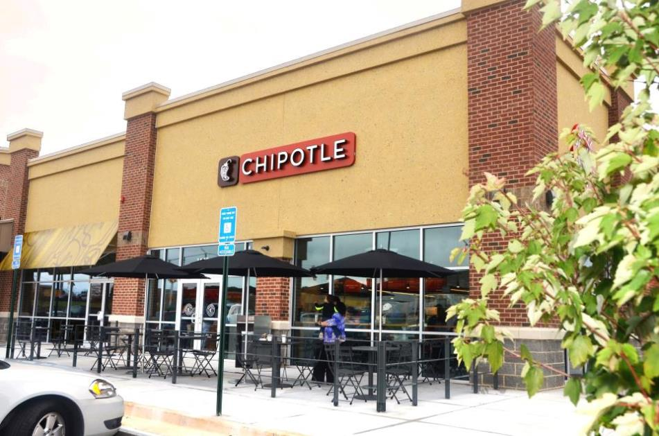 Chiptole- Hwy 20 (Southpoint)