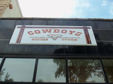 Cowboys General Store