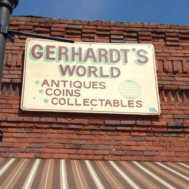 Gerhardt Sign