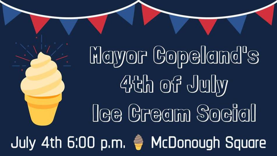 4th of July Mayor 2018